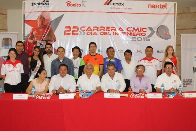 Carrera CMIC 2015