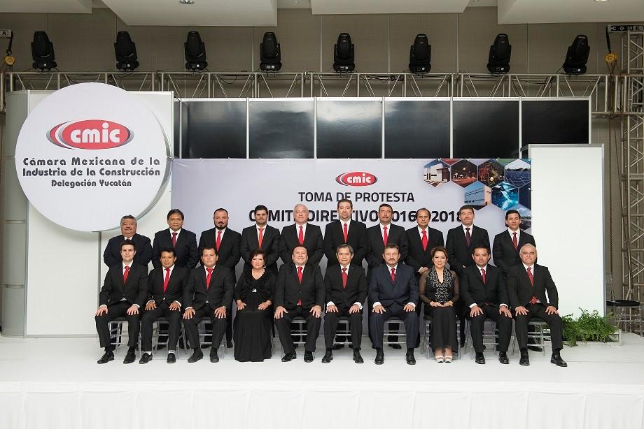 Comité Directivo CMIC 2016