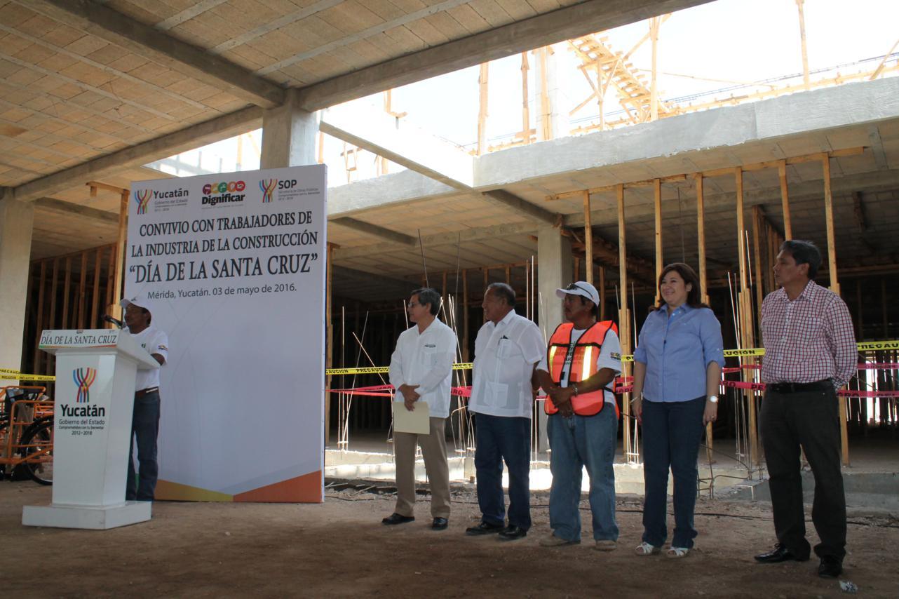 Dia del Albañil CMIC Yucatán