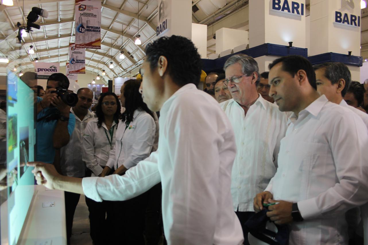 Expo Construcción Yucatán 2016