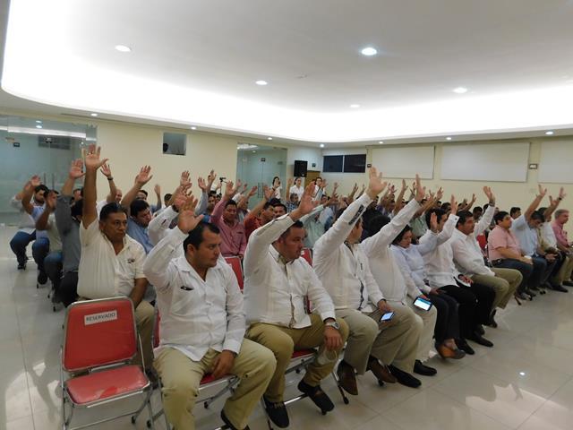 Asamblea CMIC Yucatan