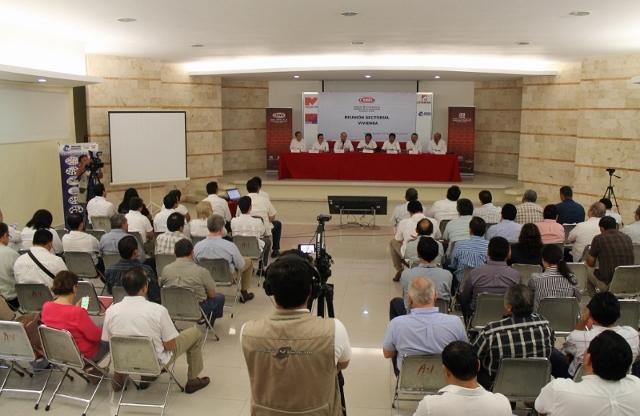 Reunión Sectorial Vivienda 2015
