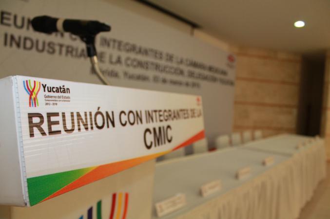 Reuniones Sectoriales CMIC
