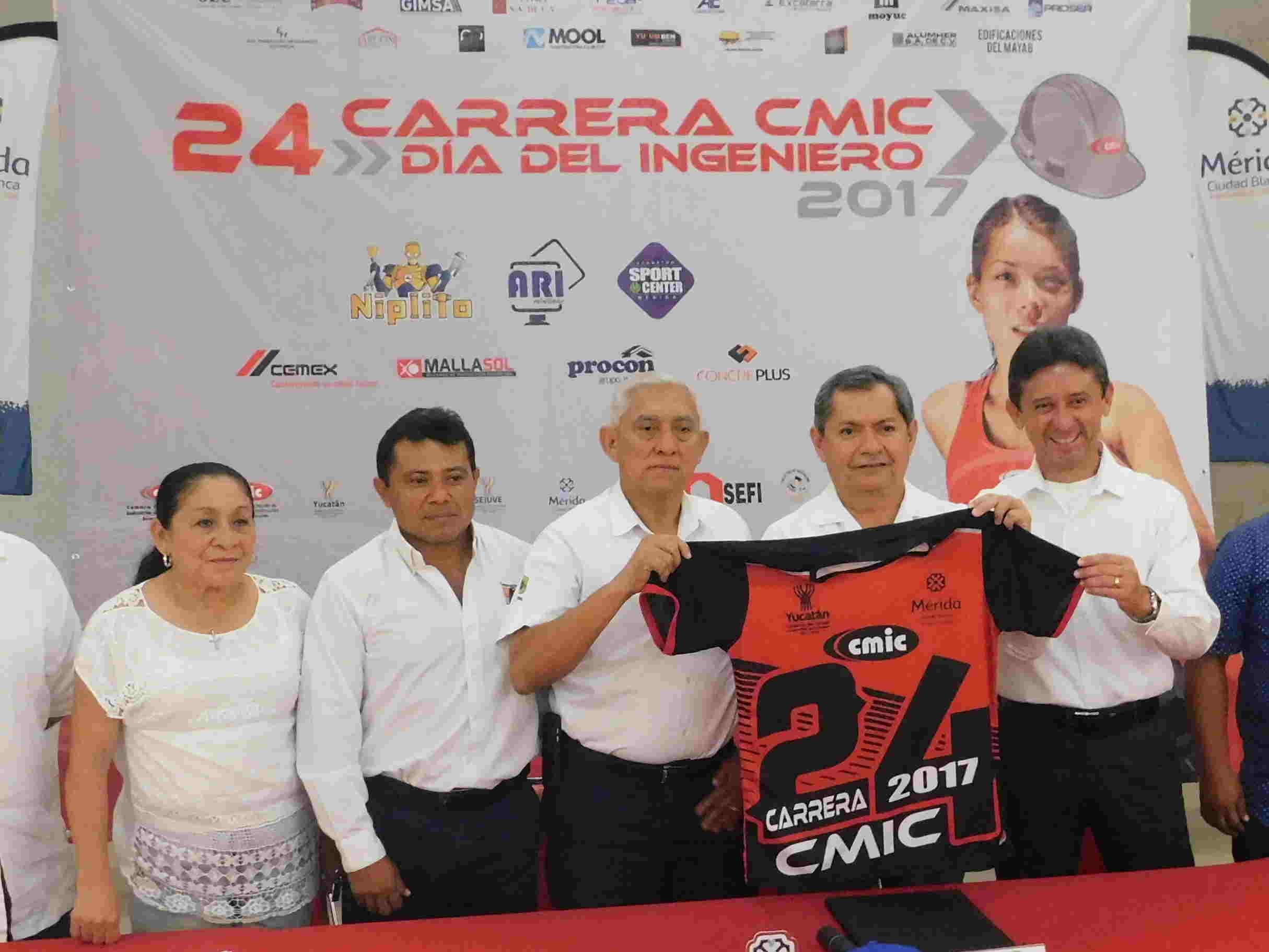 Carrera CMIC 2017